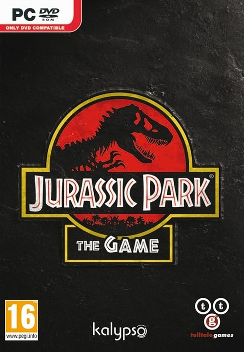 Jurassic Park: The Game (2011/ENG/Repack) by R.G. Catalyst [2.04 GB]