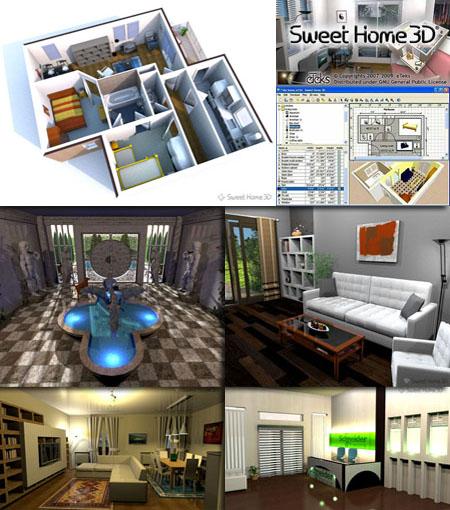 Sweet Home 3d 3 6 Portable Descargar Gratis