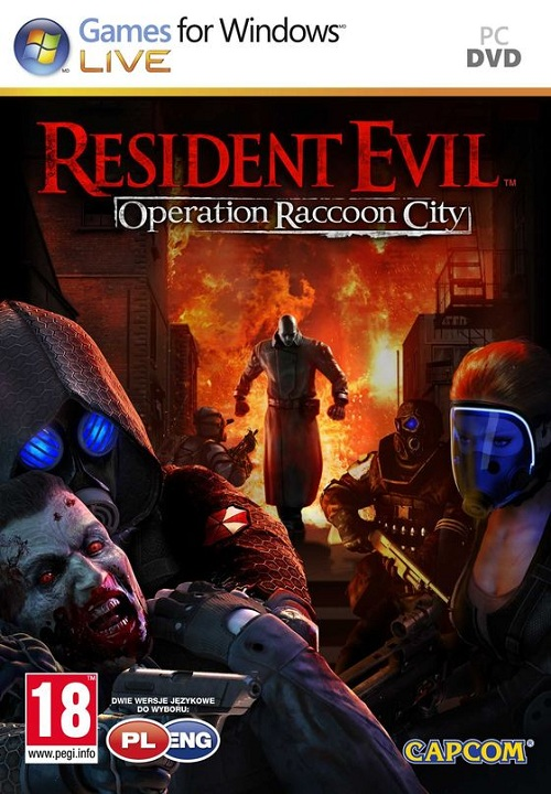 Resident Evil: Operation Raccoon City (2012) AGB Golden Team + Spolszczenie
