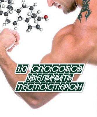 10 способов увеличить тестостерон / 10 способов увеличить тестостерон (2014) MPG