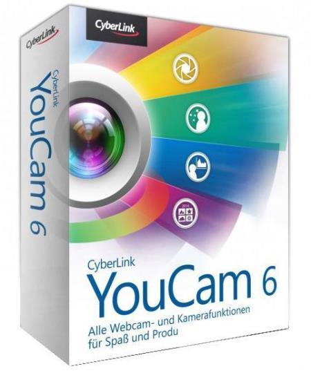 CyberLink YouCam Deluxe 6.0.2728 Retail