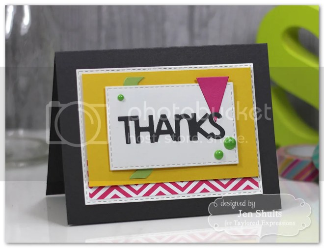 Share Joy Challenge 37, Thank You Notes by Jen Shults photo JenSJC37.jpg