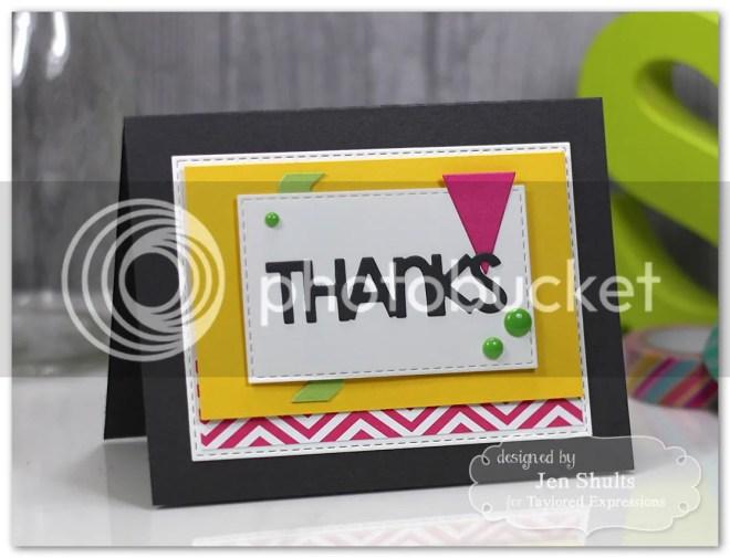 Share Joy Challenge 37, Thank You Notes by Jen Shults photo JenSJC37.jpg