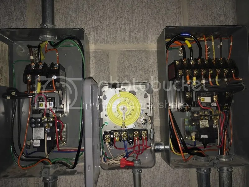 Lighting Controls Besides Photocell Lighting Contactor Wiring Diagram