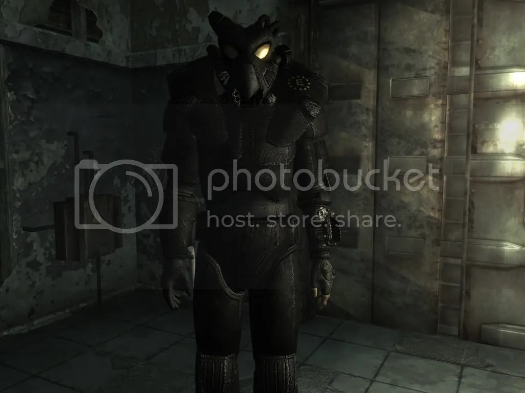 Retexture Vegas Armor Power New