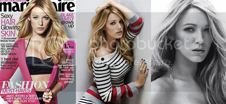 blake lively,marie claire,blake lively pictures,blake lively fashion,gossip girl,celebrity,covers,photo shoot