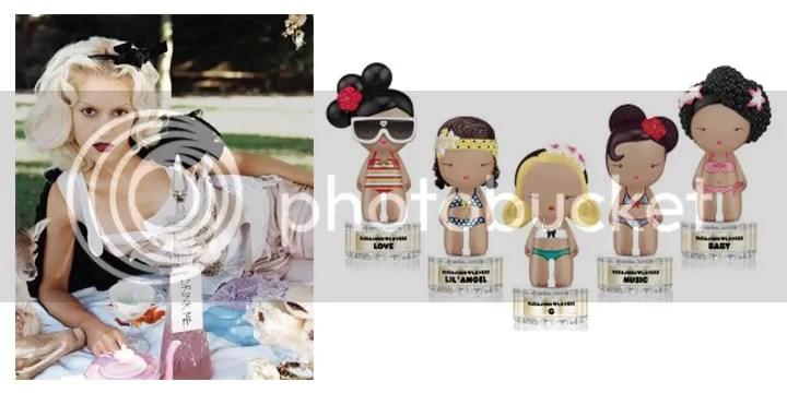 gwen stefani,harajuku,perfume,2010,celebrity fragrance,gossip