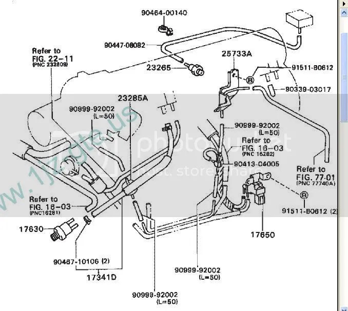 Vacuum routing or Intake pictures