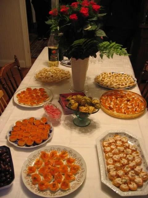 Bröllopsbord