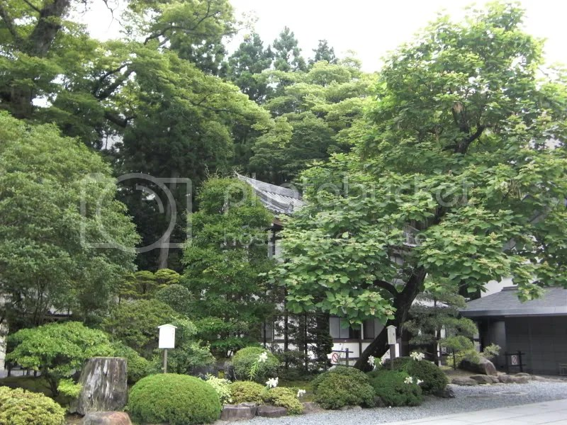 Garden and Seiryuden which houses buddhist and historical artifacts.