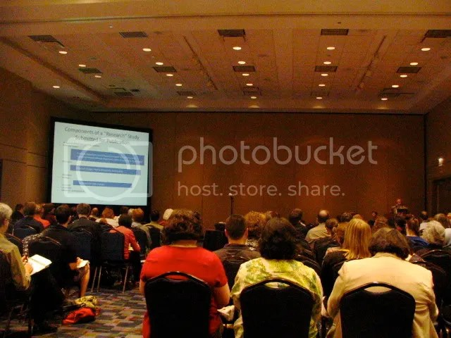 From ALA 2009...see the difference?