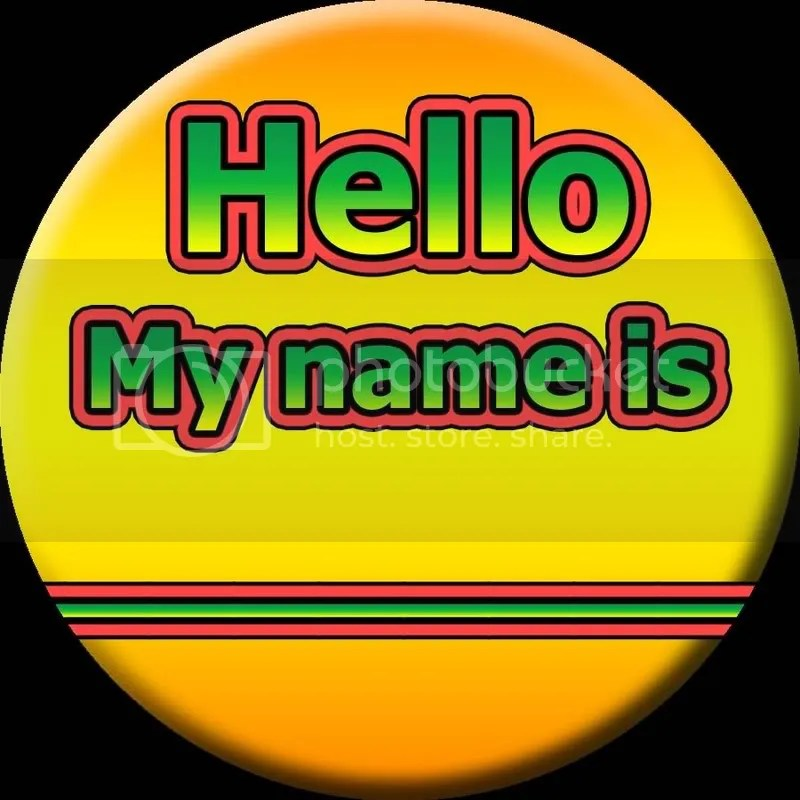 My Name Is?