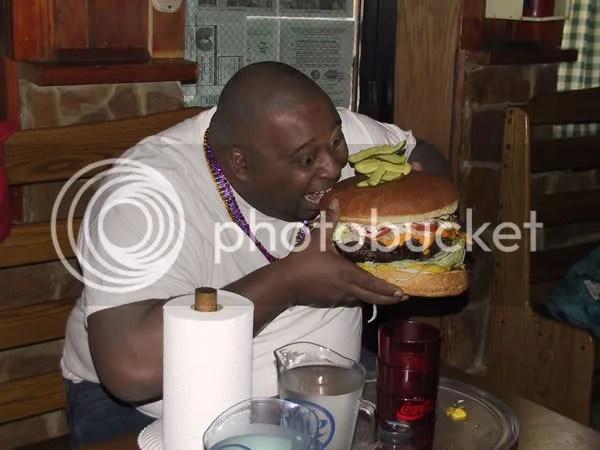 I Love Cheeseburgers!