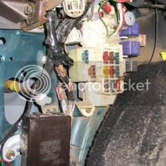 1995 Toyota 4runner Wiring Diagram Craftsman 1 2 Hp Garage Door Opener Fuse Panel Info - 98 T100 4x4 Yotatech Forums