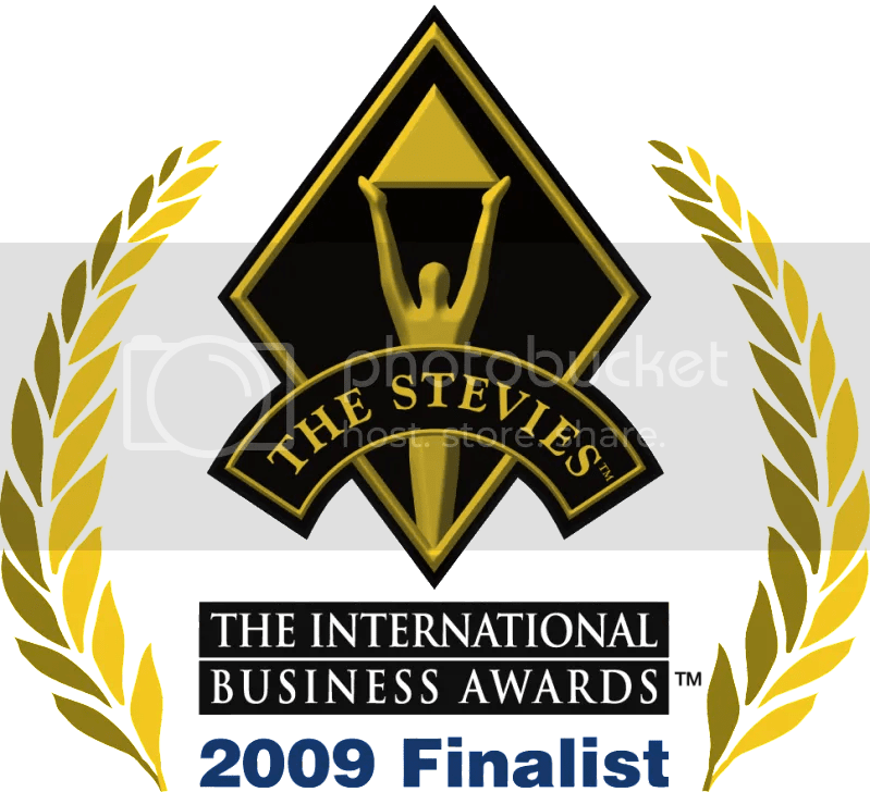 IBA Stevie Awards Finalist