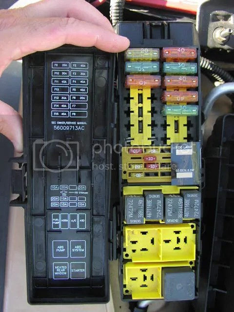 1998 jeep wrangler headlight wiring diagram 2004 chevy venture tj fuse box all data 97 schema 2011