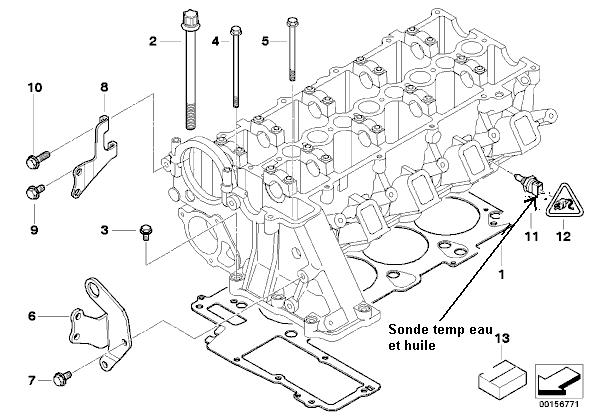 [ BMW E46 320d M47 an 2000 ] chauffe anormalement (résolu