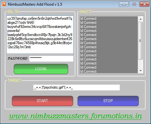 [Masters:] NimbuzzMasters Add Flood v 1.5 The Best Sem_tt11