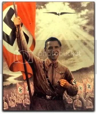 obama nazi Pictures, Images and Photos