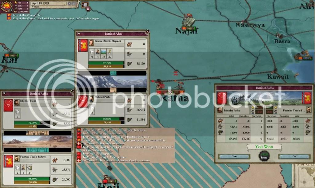 Arabian War