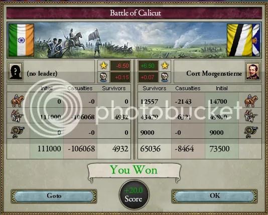 Calicut Counterattack