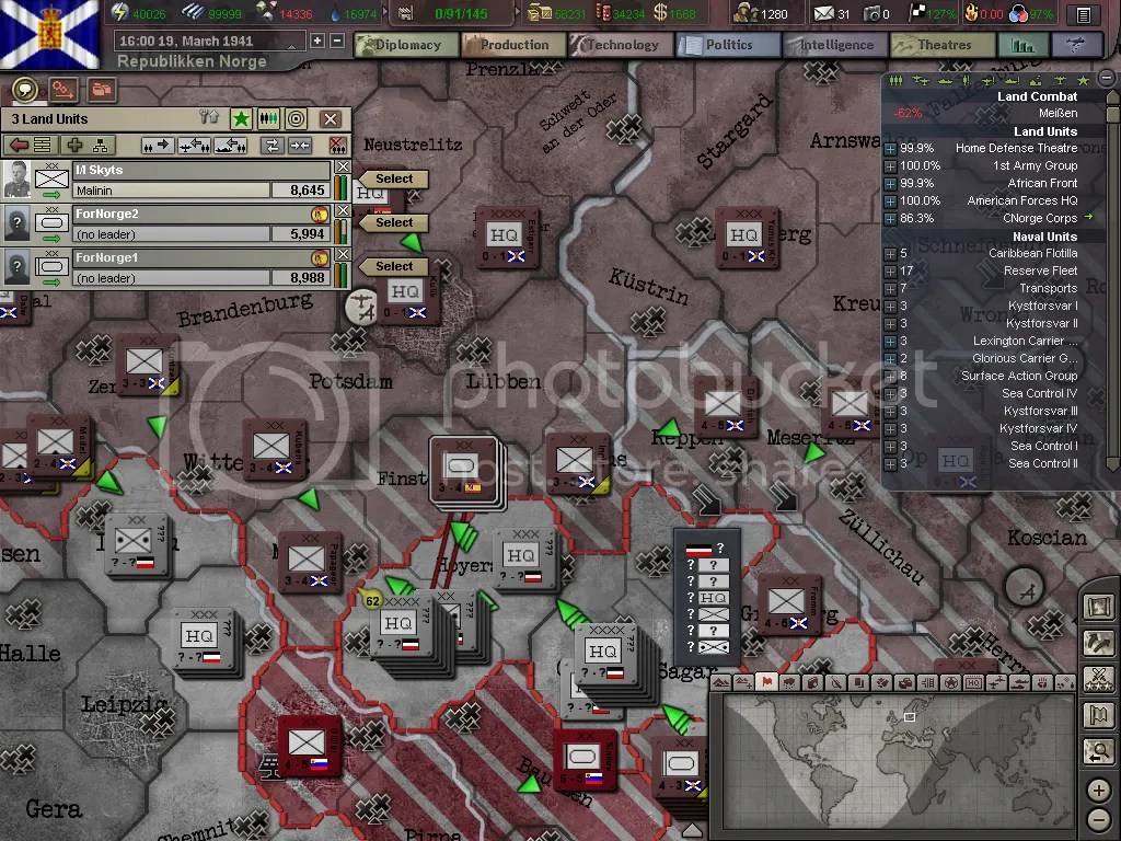 Second Great Encirclement II