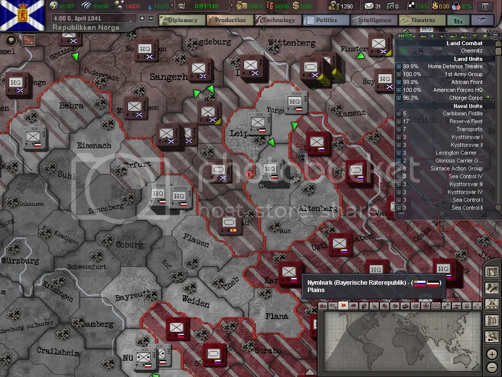 Third Great Encirclement