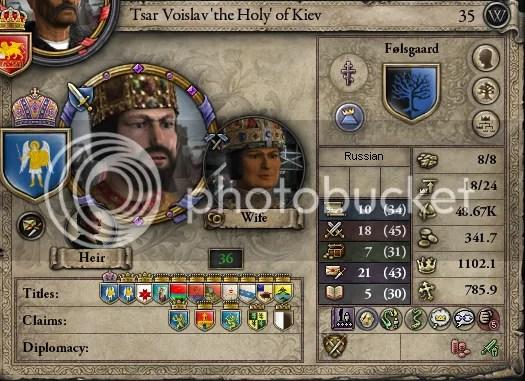 Voislav Foelsgaard, 1372