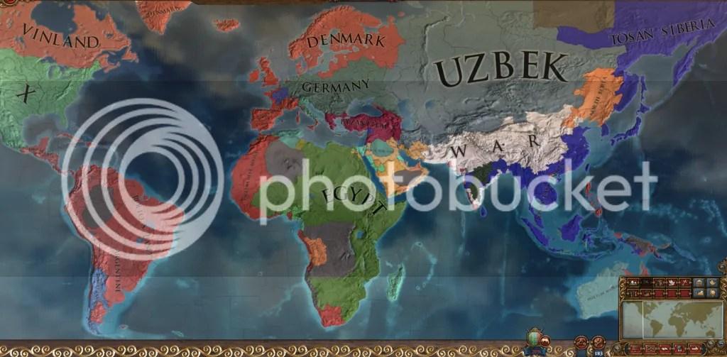 World, 1821.