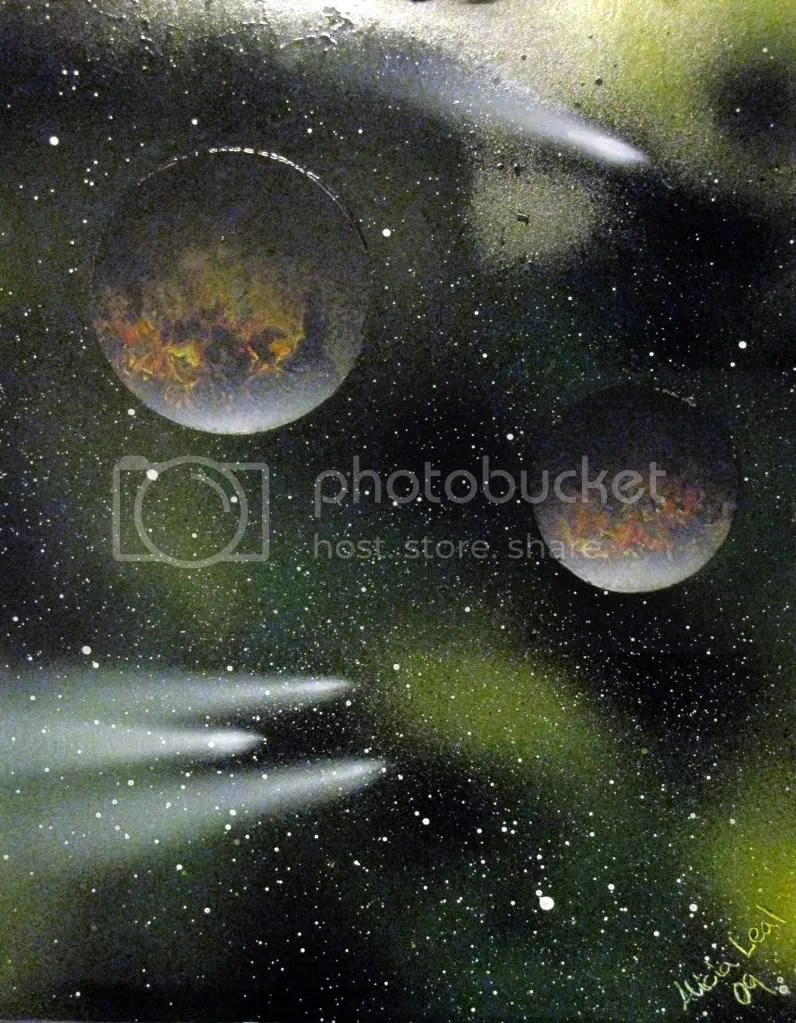 Green Galaxy Pictures, Images and Photos