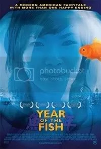 Year of the Fish Official Poster