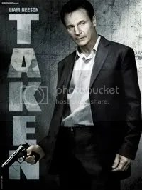 Liam Neeson in Taken
