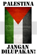 pjd [raimi], Palestina Jangan Dilupakan!