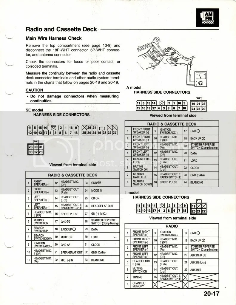 hight resolution of gl1800 wiring diagram cd player