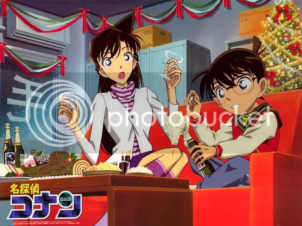 名偵探柯南 (Detective Conan) - ♀Tracy♂ 卡通桌布館 - 笨笨網站超級論壇
