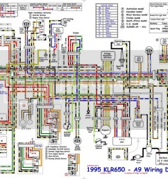 i believe can t remember for sure but i use them for a 12vdc outlet also try this link for a jpeg of the klr650 wiring diagram i found somewhere [ 1024 x 819 Pixel ]