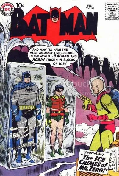 Image result for batman sci fi stories 50s