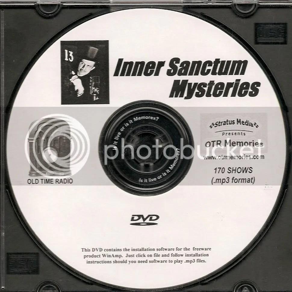 Sanctum Mysteries 170 Shows Time Radio In Mp3