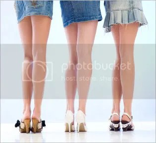 Three women without cellulite Pictures, Images and Photos