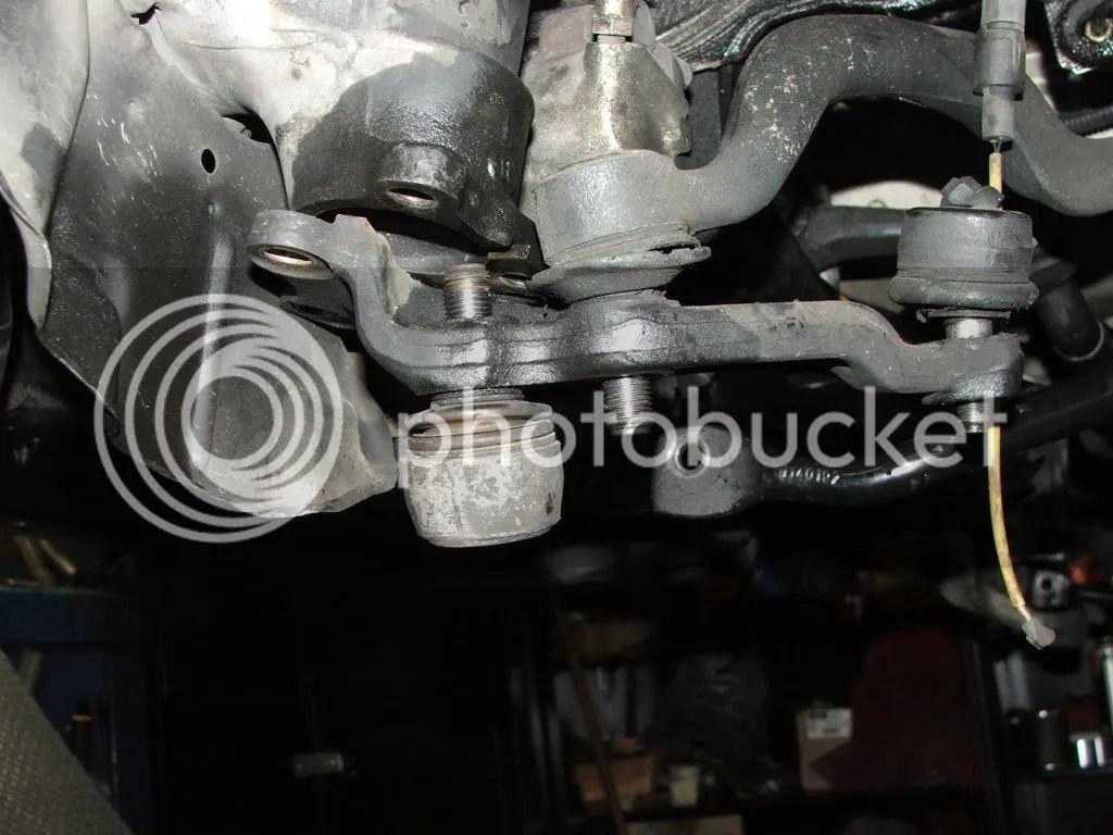 Jeep Tj Pitman Arm Removal