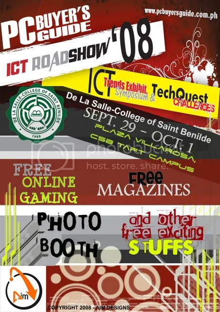 2008 PC Buyer's Guide ICT RoadShow@CSB