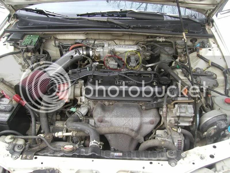 1992 Accord Lx Idle Air Control Valve Were Is It Honda Tech Autos