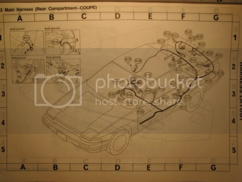 small resolution of nissan 240sx wiring diagram