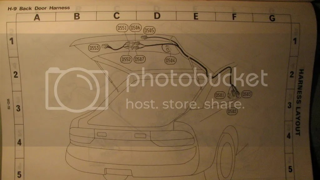 S13 Chassis Wiring Diagram
