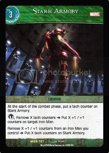 Iron Man realised he sould put boosters somewhere more...useful next time