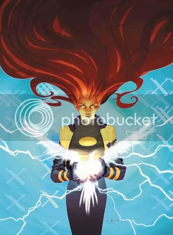 Jean, querida, va siendo hora de que vayas a la peluqueria y dejes de imitar a Medusa.
