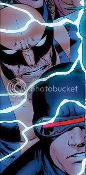 ¿Zordon atacando a los X-men? Peazo crossover.
