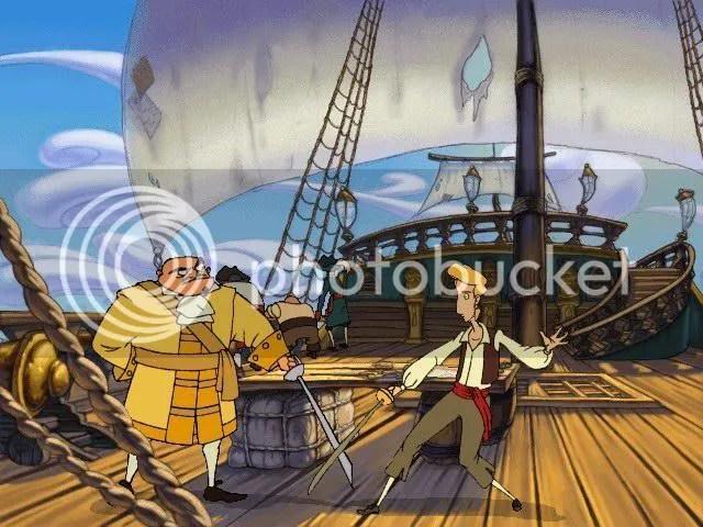 Vuelven los duelos de piratas, con insultos que deben rimar, que ya es decir.