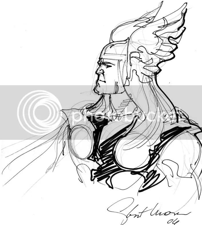 Y encima se rumorea que va a hacer Thor con Strac, ya veremos.