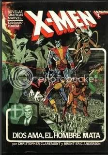 El comic que inspiro a Singer para realizar X-men 2.
